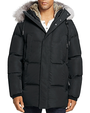 Andrew Marc Freezer Down Parka