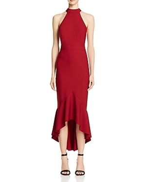 Jarlo Bow Back Midi Dress