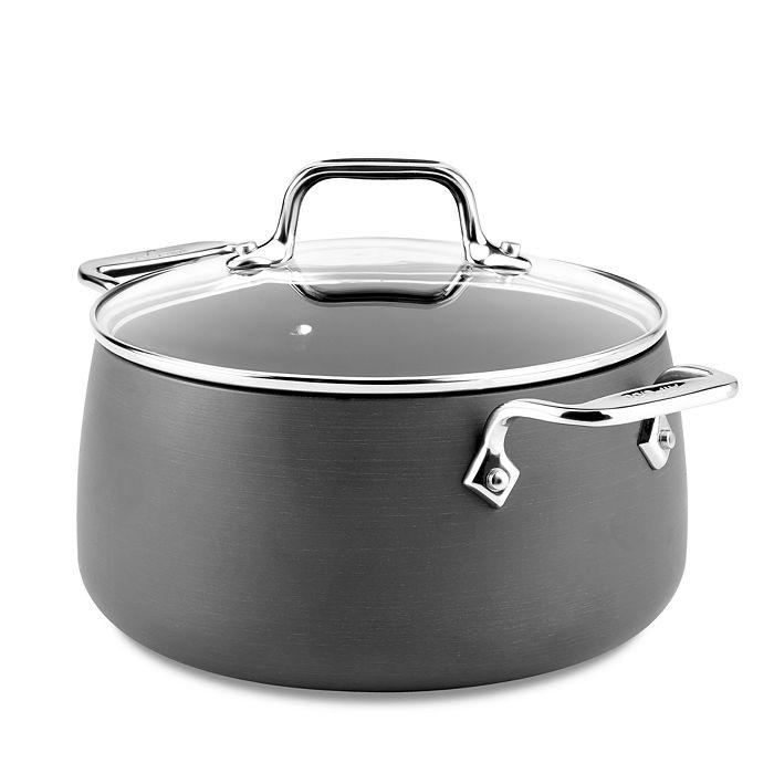 All-Clad - Hard Anodized Nonstick 4-Quart Soup Pot