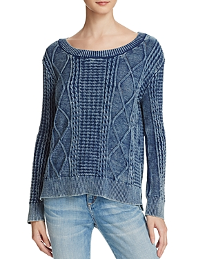 Bella Dahl Fisherman's Sweater - 100% Exclusive