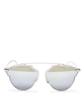 Dior - Women's Studded So Real Round Sunglasses, 48mm