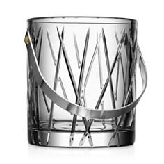 Orrefors City Ice Bucket - Bloomingdale's_0