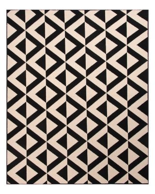 """Patio Marquise Area Rug, 5'3"""" x 7'6"""""""