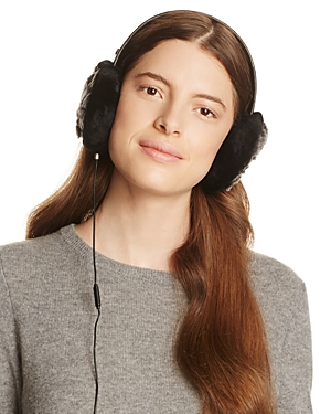 Ugg Croft Wired Headphone Quilted Shearling Earmuffs