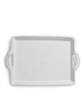 Juliska - Berry & Thread French Panel Handled Tray/Platter