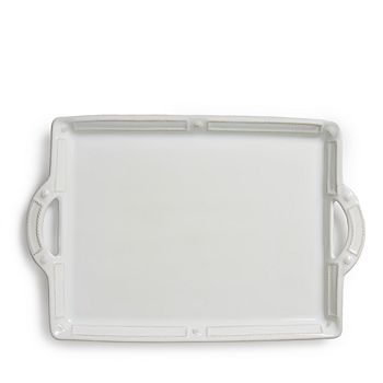 Juliska - Berry & Thread French Panel Handled Tray/Platter