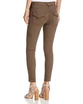 Joie - Park Skinny Ankle Zip Pants