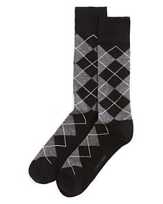 Cole Haan Classic Argyle Crew Socks - Bloomingdale's_0