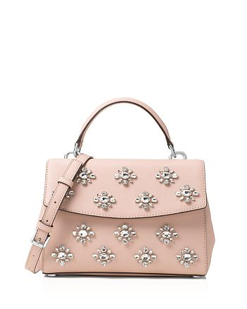 06e68326d510 MICHAEL Michael Kors Ava Small Jewel Top Handle Satchel | Bloomingdale's