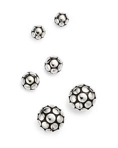 JOHN HARDY - Sterling Silver Dot Ball Stud Earrings