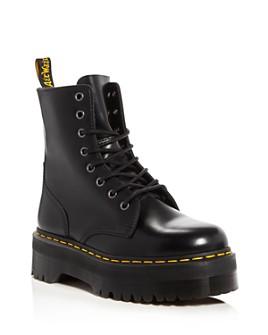 Dr. Martens - Women's Jadon Platform Combat Boots