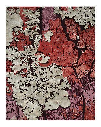 "Nourison - Prismatic Rug - Abstract Multicolor, 3'9"" x 5'9"""