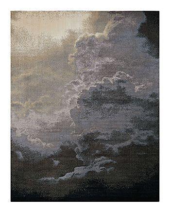 "Nourison - Twilight Rug - Abstract Storm, 8'6"" x 11'6"""