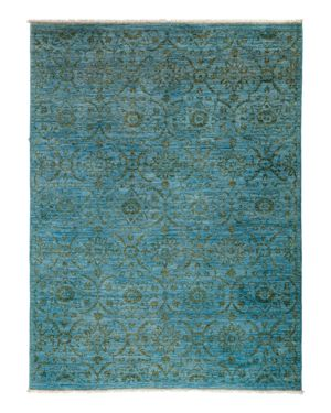 Solo Rugs Vibrance Overdyed Area Rug, 4'10 x 6'8