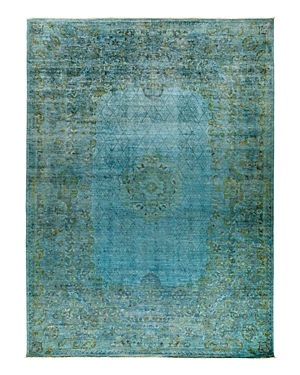 Solo Rugs Vibrance Overdyed Area Rug, 11'10 x 16'1
