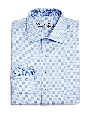 Robert Graham Boys ButtonDown Dress Shirt  Sizes Sxl