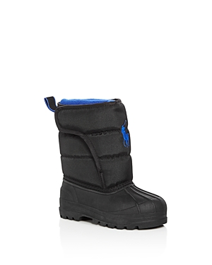 Ralph Lauren Unisex Hamilten Ii Ez Cold Weather Boots - Toddler