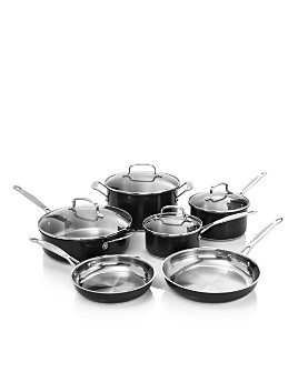 Cuisinart - Chef's Classic 10-Piece Cookware Set - 100% Exclusive