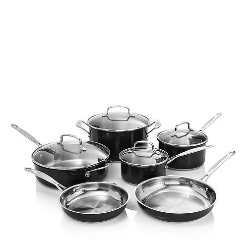 Cuisinart - Chef's Classic 10-Piece Cookware Set - 100% Exclusive