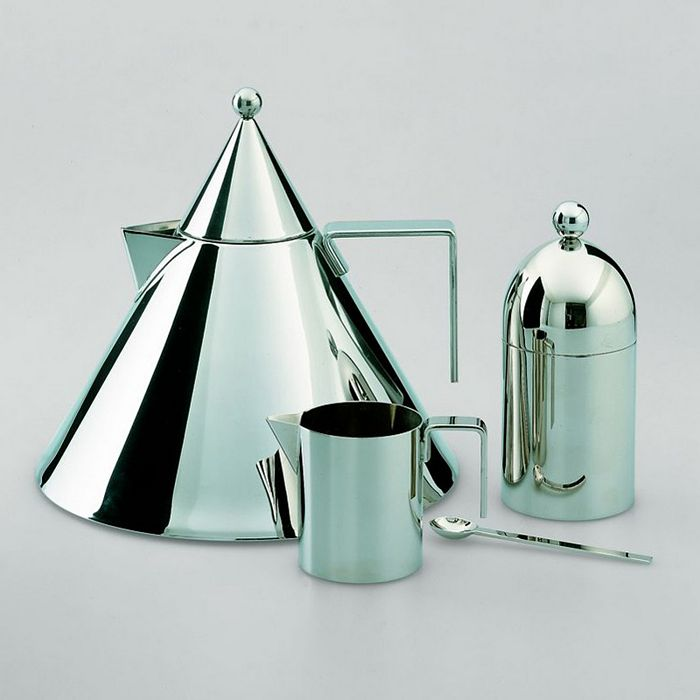 "Alessi - ""Alessandro Rossi"" Water Kettle"