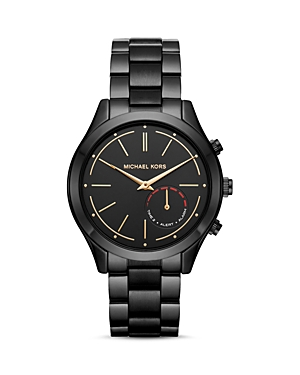 michael kors michael kors access slim runway hybrid smart watch 42mm