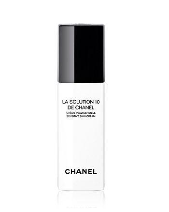CHANEL - LA SOLUTION 10 DE  Sensitive Skin Cream 1.7 oz.