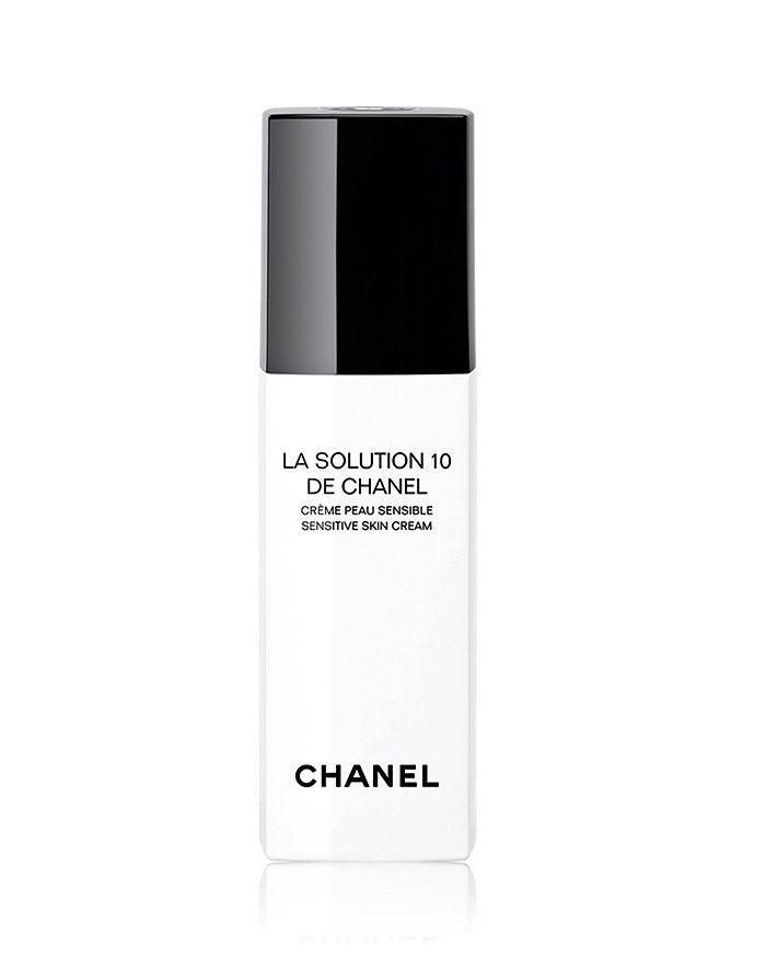 CHANEL - LA SOLUTION 10 DE  Sensitive Skin Cream