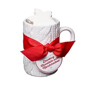 Saxon Drinking Chocolate with Marshmallows Gift Mug