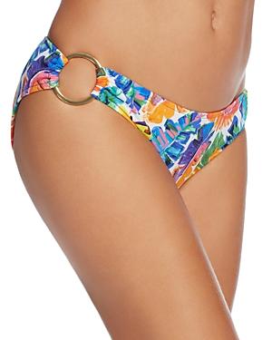Milly Banana Leaf Barbados Printed Bikini Bottom