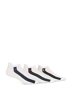 Polo Ralph Lauren - Technical Sport Low-Cut Tab Socks, Pack of 3