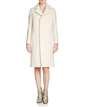 Maje Gymon Wool Coat