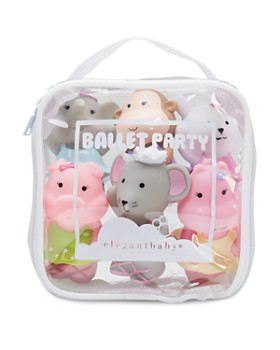 Elegant Baby - Ballet Party Bath Squirties - Ages 6 Months+