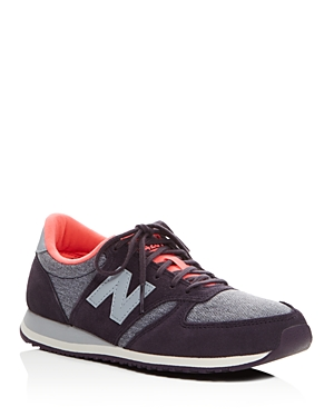 New Balance 420 Lace Up Sneakers