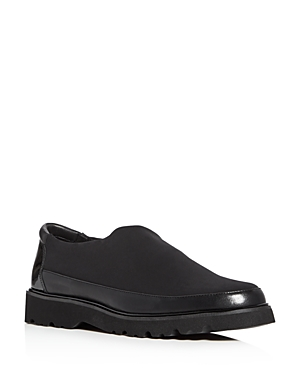 Donald Pliner Carly Platform Loafers