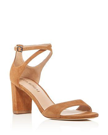 f7dcbfd9e97 Via Spiga - Women s Wendi Crisscross Ankle Strap High-Heel Sandals