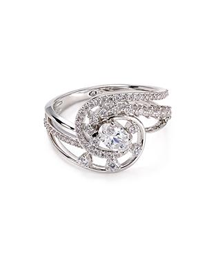 Nadri Pave Swirl Ring