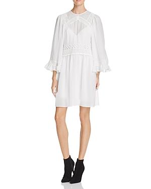 McQ Alexander McQueen Volume Sleeve Dress
