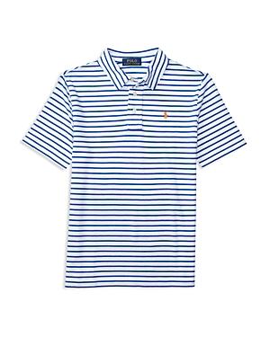 Ralph Lauren Childrenswear Boys Featherweight Mesh Polo Shirt  Sizes Sxl