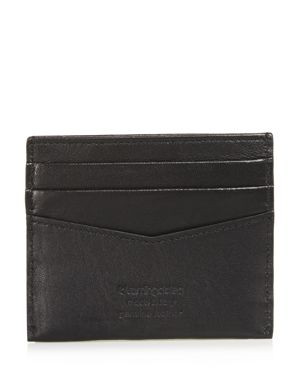 The Men's Store at Bloomingdale's Smooth Leather Card Case
