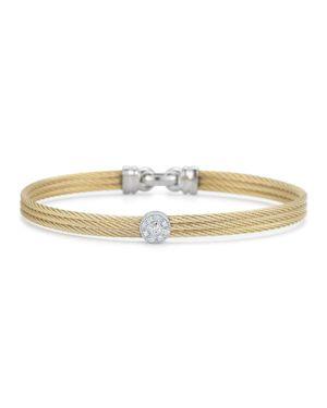 Alor Diamond Yellow Cable Bandle