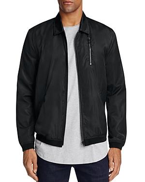 nANA jUDY The Kingfisher Zip Front Jacket