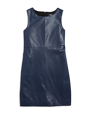Bardot Junior Girls Gwen Faux Leather Dress  Sizes 816