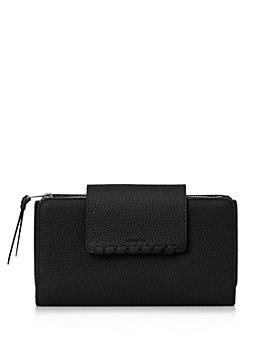 ALLSAINTS - Kita Japanese Leather Wallet