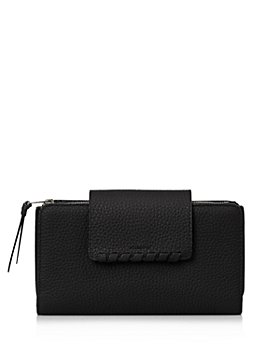 ALLSAINTS - Kita Japanese Leather Wallet