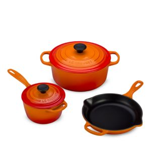 Le Creuset 5 - Piece Cast Iron Cookware Set