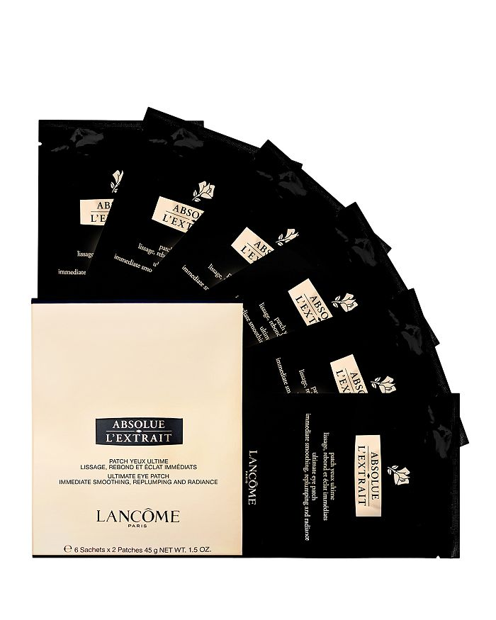 Lancôme - Absolue L'Extrait Ultimate Eye Patches, Set of 6