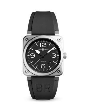 Bell & Ross Br 03-92 Steel Watch, 42mm