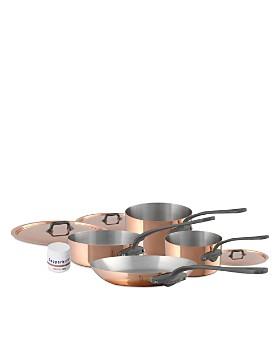 Mauviel - M'150c2 Copper 7-Piece Cookware Set