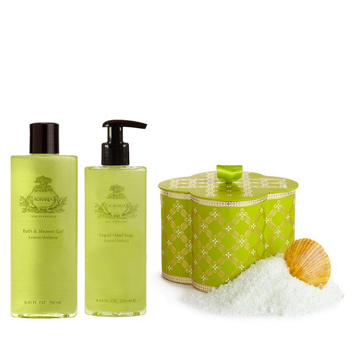 Agraria - Lavendar & Rosemary Bath Collection