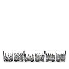 Waterford - Heritage Straight Whiskey Glasses, Set of 6